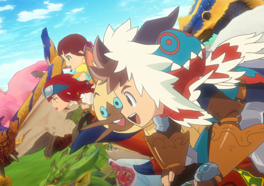 Monster Hunter Stories iOS - Exceeds Expectations Everywhere